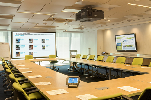 Meeting Room AV Installer