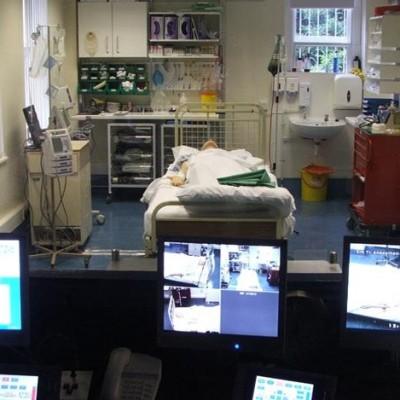AV Suite Installation at Derby Hospital